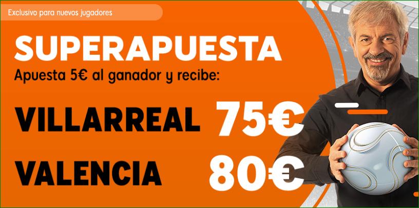 Villarreal Valencia Apuestas 888 Sport