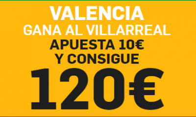 Villarreal Valencia Supercuota Betfair