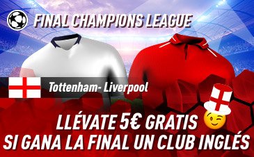 Apuestas Final Champions League 2019