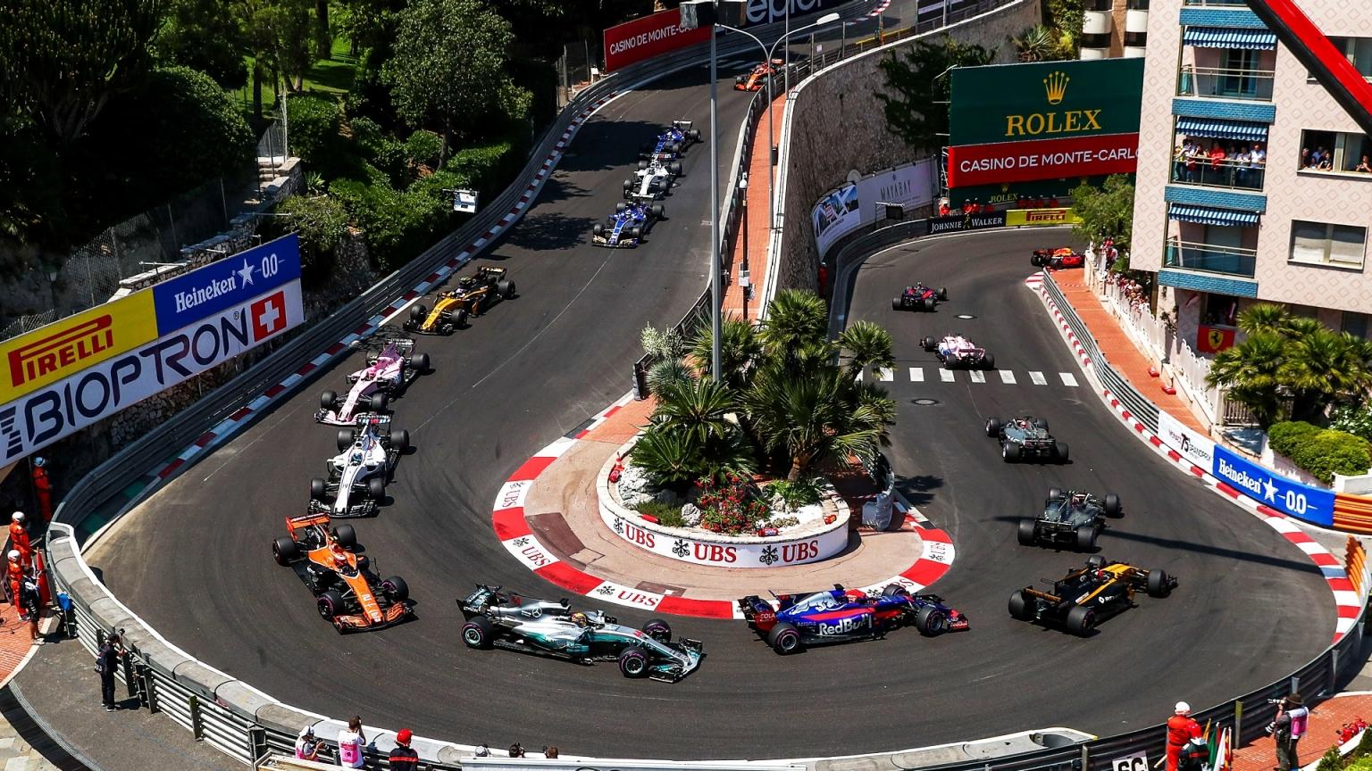 GP Mónado Fomrula 1 Apuestas