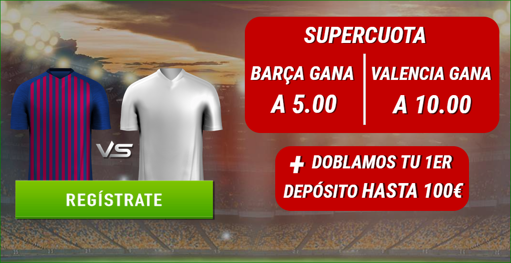 Final Copa del Rey Doble Supercuota