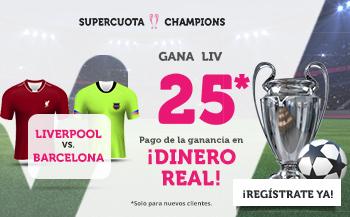 Liverpool FC Barelona Wanabet Supercuota