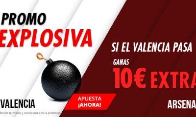 Valencia Arsenal Suertia Apuestas