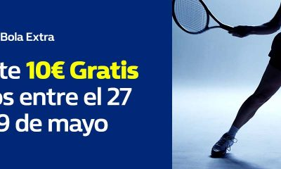 William Hill Roland Garros 10€ GRATIS