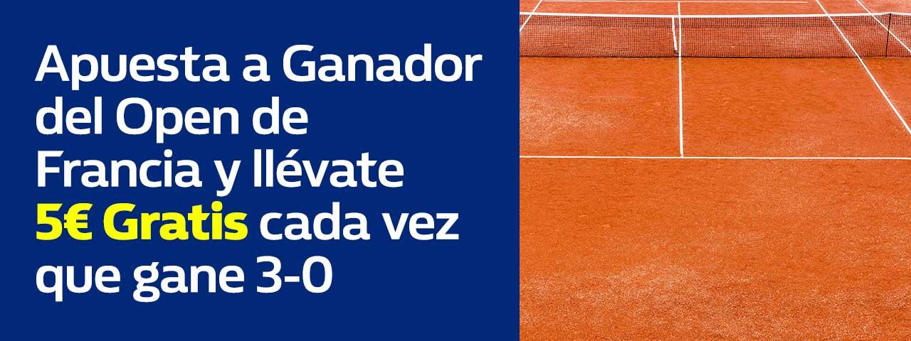 Roland Garros 2019 Apuestas