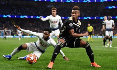 Ajax Tottenham Apuestas