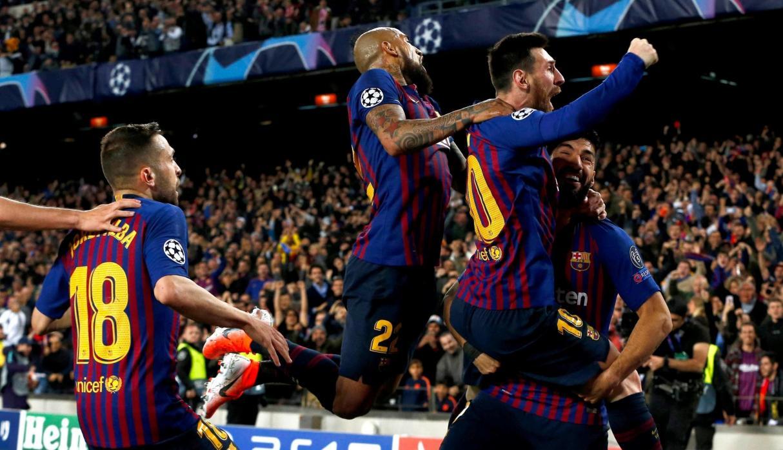 Liverpool FC Barcelona apuestas
