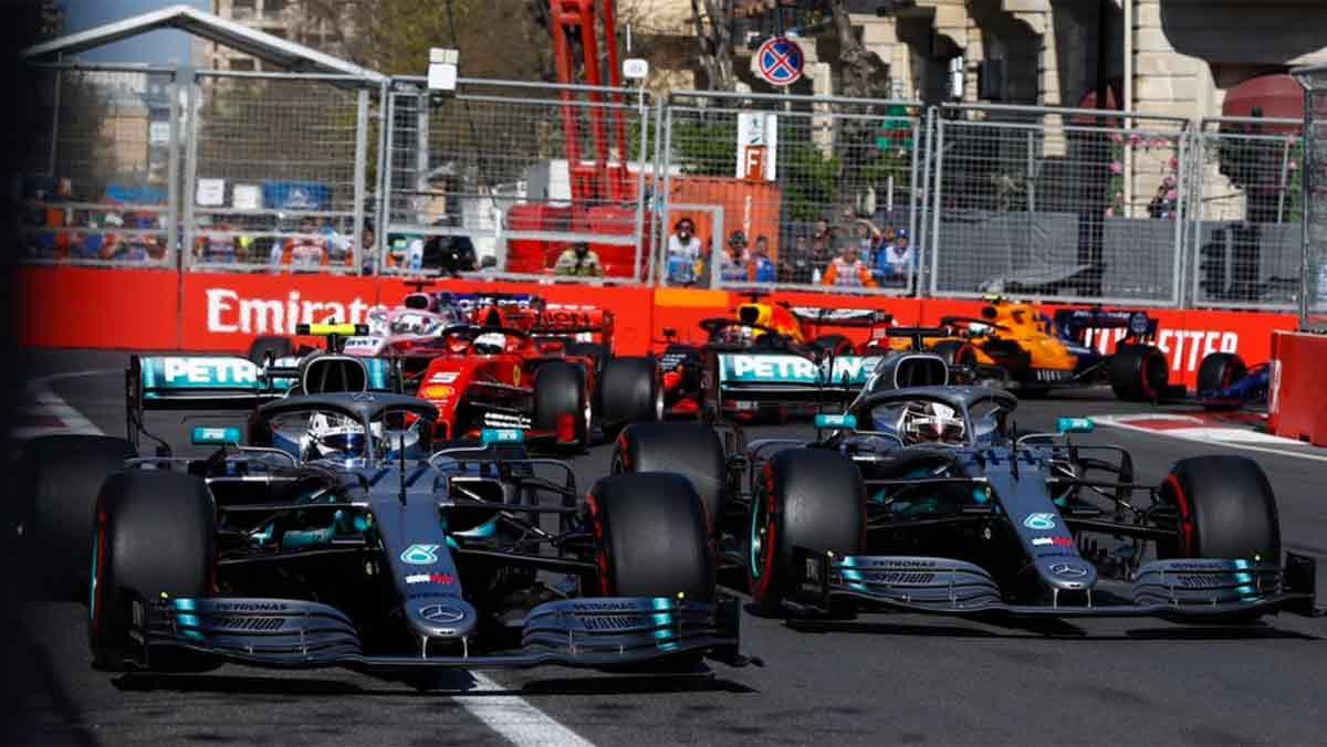 GP España Fórmula 1 Apuestas