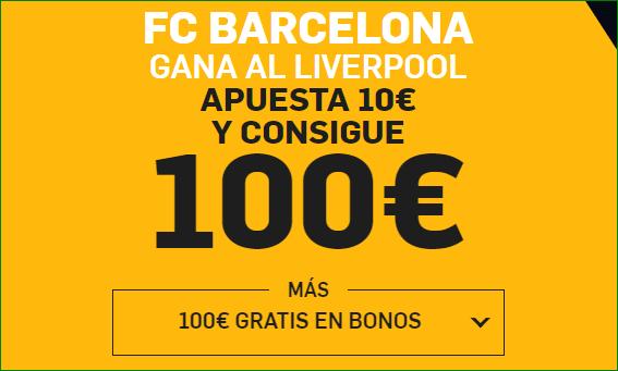 Liverpool FC Barcelona Betfair