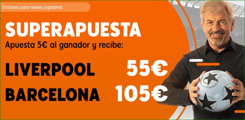 Liverpool FC Barcelona Superapuestas 888sport