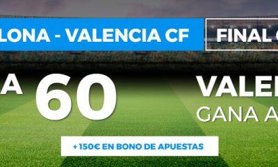 Megacuota Apuestas FC Barcelona Valencia Copa del Rey