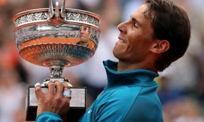 Rafael Nadal Roland Garros 2019 Apuestas