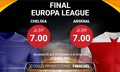 Supecuota Europa League Apuestas