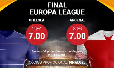Supecuota Europa League Apuestas