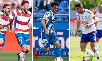 Jornada 41 Apuestas Segunda División