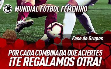 Apuestas Mundial Femenino Fútbol