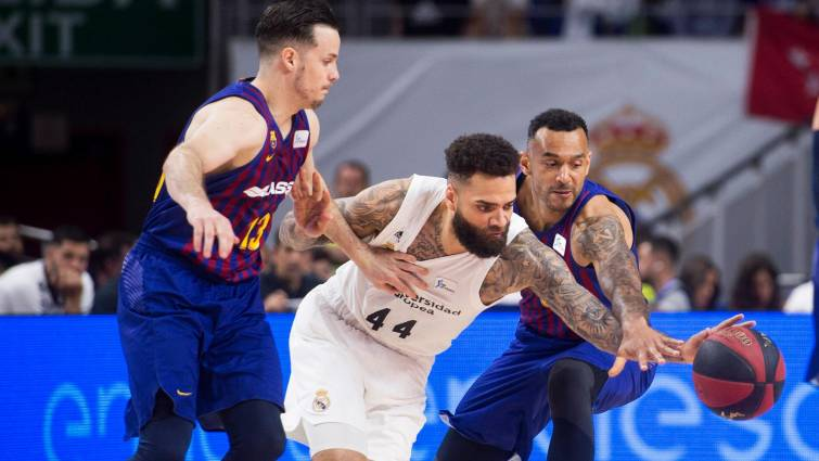 Apuestas FC Barcelona Real Madrid Final ACB