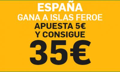 Betfair Apuestas Islas Feroe España