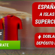 Supercuota Islas Feroe España Apuestas Euro 2020