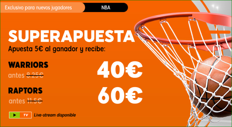 SuperApuesta 888Sport Final NBA