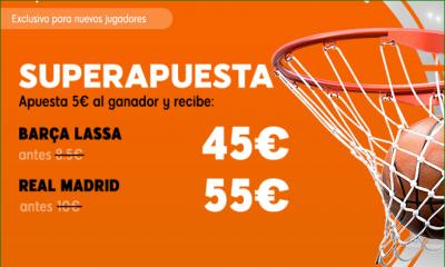 Superapuesta FC Barcelona Real Madrid