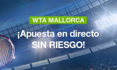 Apuestas Codere WTA Mallorca