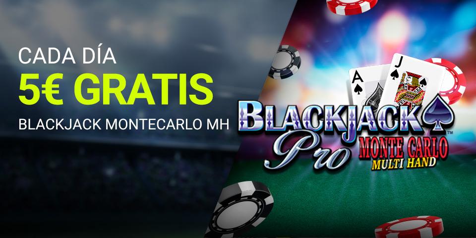 Luckia Casino 5€ GRATIS