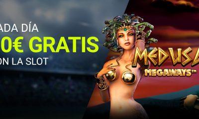 Gana con La Medusa 10€ GRATIS