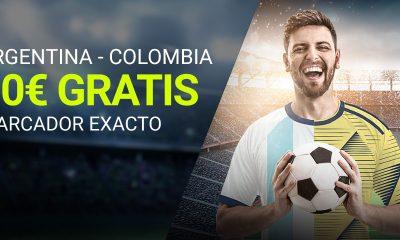 Apuesta Marcador Argentina Colombia