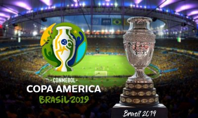 Apuestas Copa América 2019