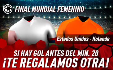 Apuesta Final Mundial Femenino