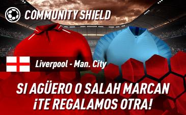 Apuestas Liverpool Manchester City Promociones