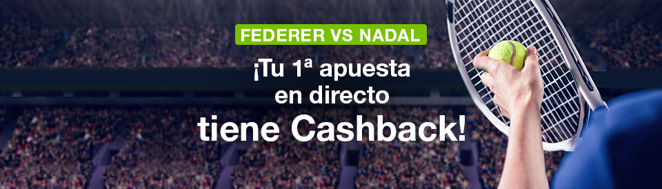 Apuestas Federer Nadal Wimbledon 2019