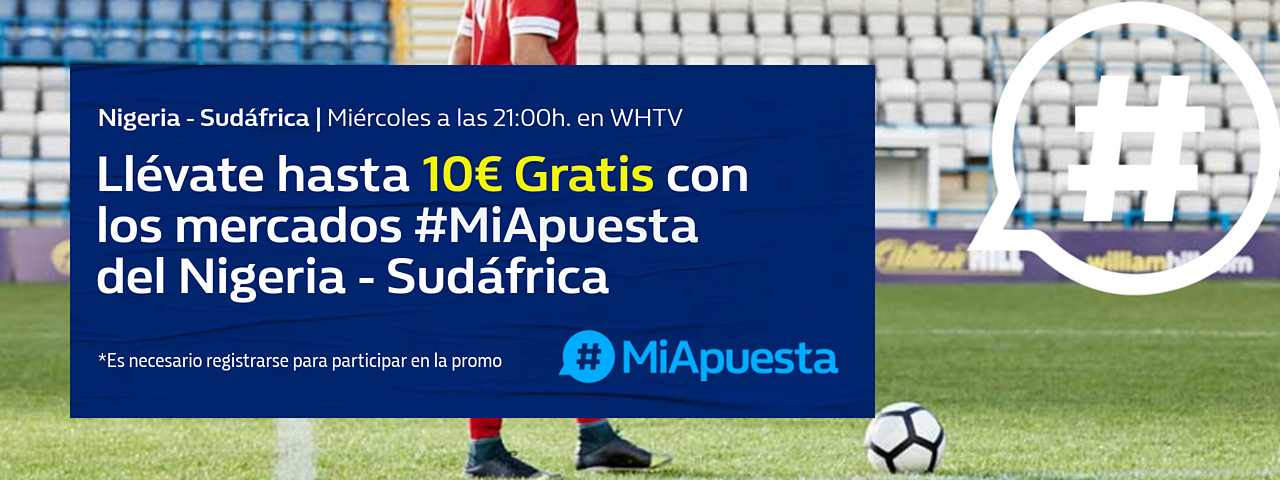 William Hill Apuestas Copa África