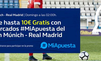 Apuestas International Champions Cup Bayern Munich Real Madrid