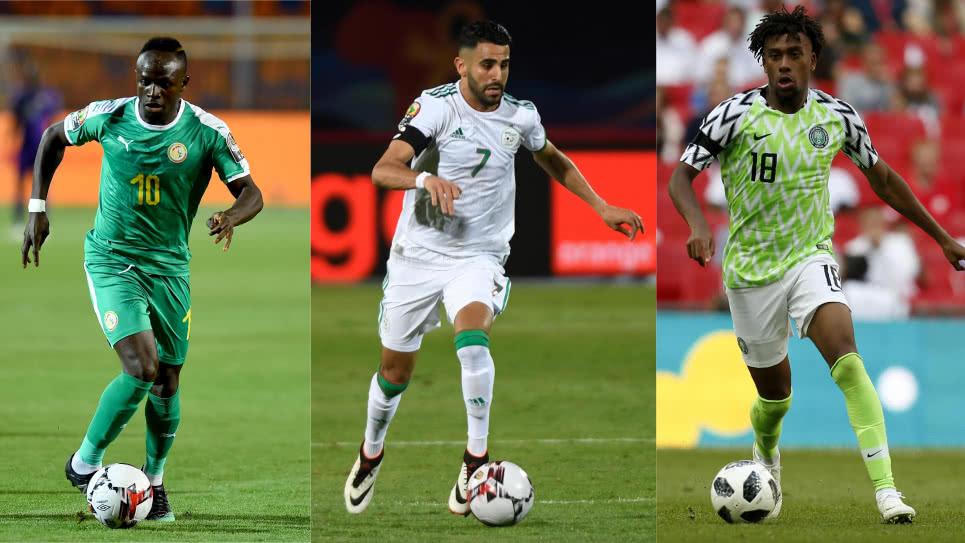 Apuestas Cuartos Final Copa África