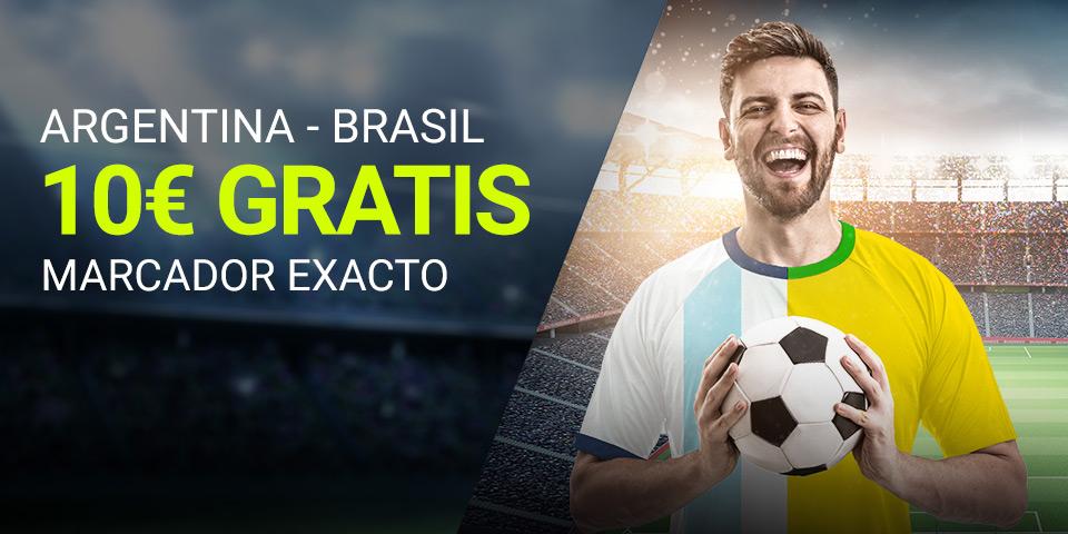Copa América Luckia Apuestas Argentina Brasil