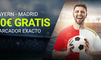 Bayern Munich Real Madrid Apuestas