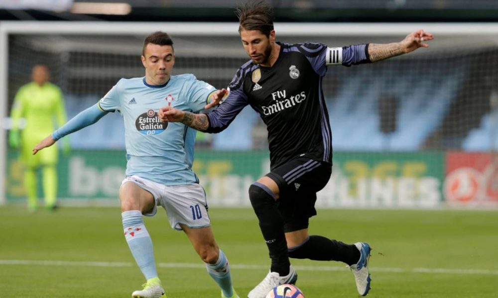 Apuestas Celta Real Madrid