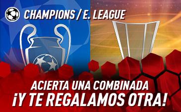 Apuestas Combinadas Champions League