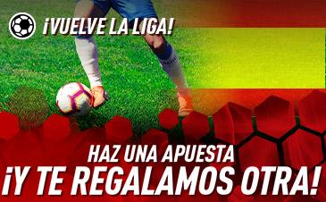 Sportium Apuesta LaLiga Jornada 1