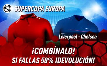 Apuesta Sportium Supercopa Europa