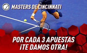 Apuestas Masters Cincinnati
