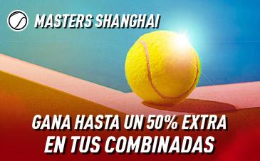 Apuestas Combinadas Masters Shanghai