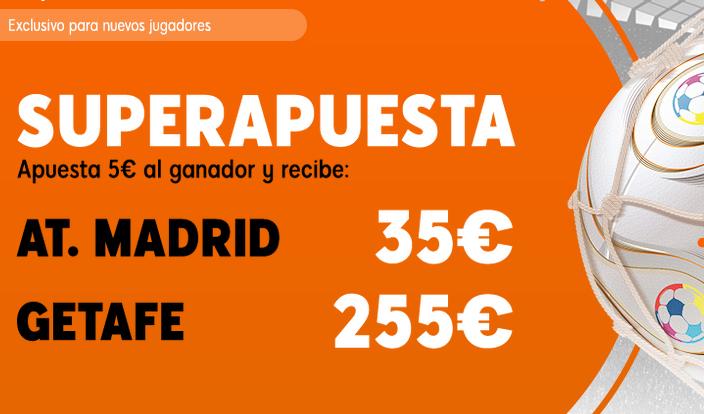 At Madrid Getafe Superapuesta 888 Sport