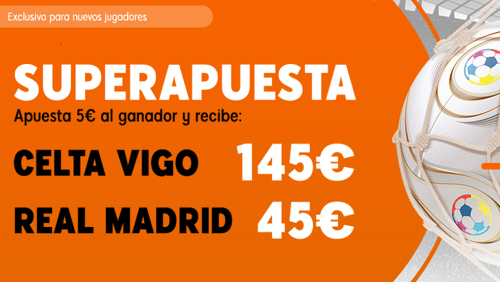 Celta Real Madrid Superapuesta 888 Sport