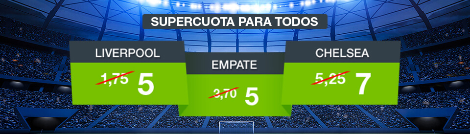 SUPERCUOTAS Supercopa Europa Codere