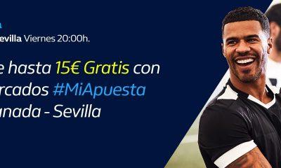 #MiApuesta Granada Sevilla