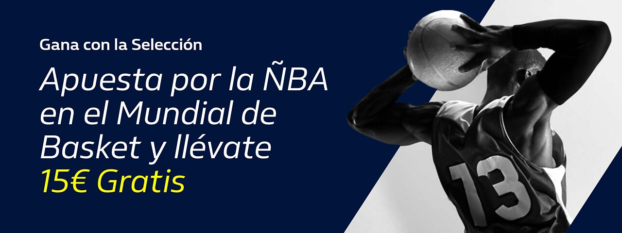 Apuestas España Mundial Baloncesto 2019