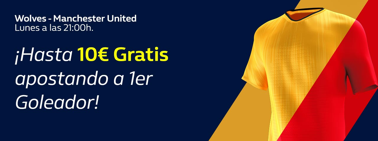Apuesta Wolves Manchester United William Hill